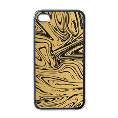 Abstract Marble 16 Apple Iphone 4 Case (black) by tarastyle