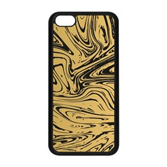 Abstract Marble 16 Apple Iphone 5c Seamless Case (black) by tarastyle