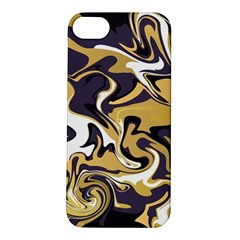 Abstract Marble 17 Apple Iphone 5s/ Se Hardshell Case by tarastyle