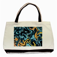 Abstract Marble 18 Basic Tote Bag by tarastyle