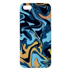 Abstract Marble 18 Apple Iphone 5 Premium Hardshell Case by tarastyle