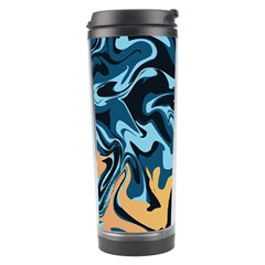 Abstract Marble 18 Travel Tumbler by tarastyle