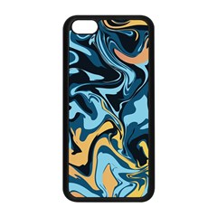 Abstract Marble 18 Apple Iphone 5c Seamless Case (black) by tarastyle