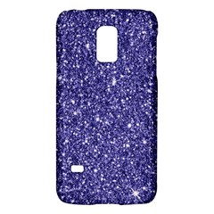 New Sparkling Glitter Print E Galaxy S5 Mini by MoreColorsinLife