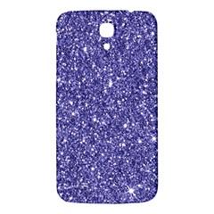 New Sparkling Glitter Print E Samsung Galaxy Mega I9200 Hardshell Back Case by MoreColorsinLife