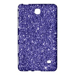 New Sparkling Glitter Print E Samsung Galaxy Tab 4 (8 ) Hardshell Case  by MoreColorsinLife
