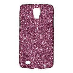 New Sparkling Glitter Print C Galaxy S4 Active by MoreColorsinLife