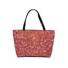 New Sparkling Glitter Print B Shoulder Handbags by MoreColorsinLife