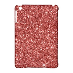 New Sparkling Glitter Print B Apple Ipad Mini Hardshell Case (compatible With Smart Cover) by MoreColorsinLife