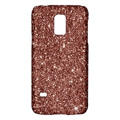 New Sparkling Glitter Print A Galaxy S5 Mini by MoreColorsinLife