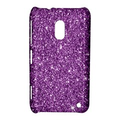 New Sparkling Glitter Print D Nokia Lumia 620 by MoreColorsinLife
