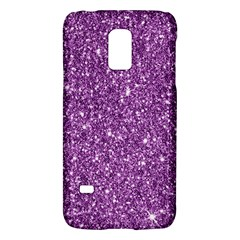 New Sparkling Glitter Print D Galaxy S5 Mini by MoreColorsinLife