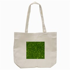 New Sparkling Glitter Print G Tote Bag (cream) by MoreColorsinLife