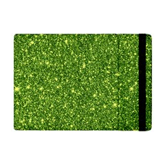 New Sparkling Glitter Print G Apple Ipad Mini Flip Case by MoreColorsinLife
