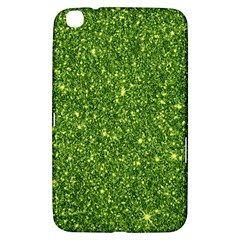 New Sparkling Glitter Print G Samsung Galaxy Tab 3 (8 ) T3100 Hardshell Case  by MoreColorsinLife
