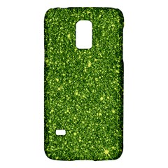 New Sparkling Glitter Print G Galaxy S5 Mini by MoreColorsinLife