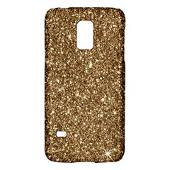 New Sparkling Glitter Print H Galaxy S5 Mini by MoreColorsinLife
