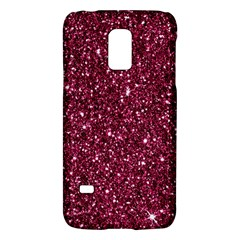 New Sparkling Glitter Print J Galaxy S5 Mini by MoreColorsinLife