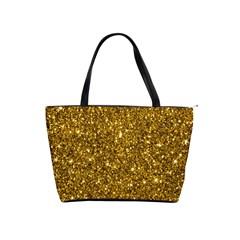 New Sparkling Glitter Print I Shoulder Handbags by MoreColorsinLife