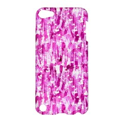 Pink Grunge Love Apple Ipod Touch 5 Hardshell Case by KirstenStar