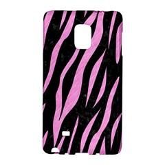 Skin3 Black Marble & Pink Colored Pencil (r) Galaxy Note Edge by trendistuff