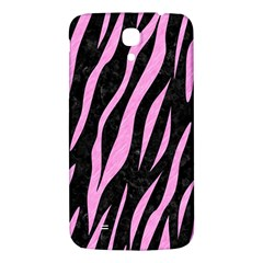 Skin3 Black Marble & Pink Colored Pencil (r) Samsung Galaxy Mega I9200 Hardshell Back Case by trendistuff