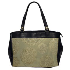 Modern, Gold,polka Dots, Metallic,elegant,chic,hand Painted, Beautiful,contemporary,deocrative,decor Office Handbags