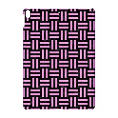 Woven1 Black Marble & Pink Colored Pencil (r) Apple Ipad Pro 10 5   Hardshell Case by trendistuff