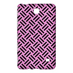 Woven2 Black Marble & Pink Colored Pencil Samsung Galaxy Tab 4 (8 ) Hardshell Case  by trendistuff