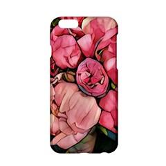 Beautiful Peonies Apple Iphone 6/6s Hardshell Case by 8fugoso