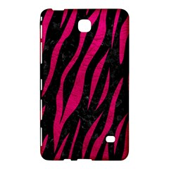 Skin3 Black Marble & Pink Leather (r) Samsung Galaxy Tab 4 (8 ) Hardshell Case  by trendistuff