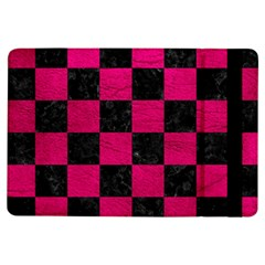 Square1 Black Marble & Pink Leather Ipad Air Flip