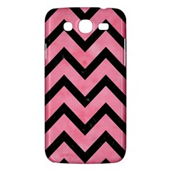 Chevron9 Black Marble & Pink Watercolor Samsung Galaxy Mega 5 8 I9152 Hardshell Case  by trendistuff