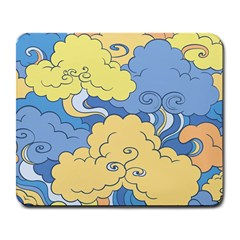 Abstract Nature 2 Large Mousepads by tarastyle