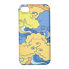 Abstract Nature 2 Apple Iphone 4/4s Hardshell Case With Stand by tarastyle
