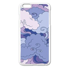 Abstract Nature 3 Apple Iphone 6 Plus/6s Plus Enamel White Case by tarastyle