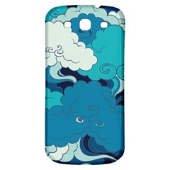 Abstract Nature 4 Samsung Galaxy S3 S Iii Classic Hardshell Back Case by tarastyle