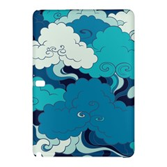 Abstract Nature 4 Samsung Galaxy Tab Pro 12 2 Hardshell Case by tarastyle