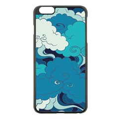 Abstract Nature 4 Apple Iphone 6 Plus/6s Plus Black Enamel Case by tarastyle