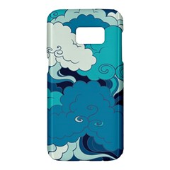 Abstract Nature 4 Samsung Galaxy S7 Hardshell Case  by tarastyle
