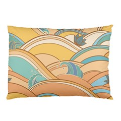 Abstract Nature 5 Pillow Case by tarastyle