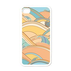 Abstract Nature 5 Apple Iphone 4 Case (white) by tarastyle