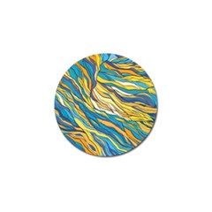 Abstract Nature 7 Golf Ball Marker (10 Pack) by tarastyle