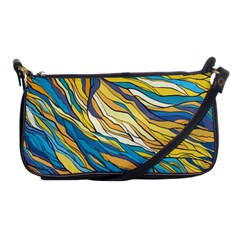 Abstract Nature 7 Shoulder Clutch Bags by tarastyle