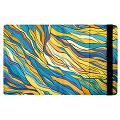 Abstract Nature 7 Apple Ipad Pro 9 7   Flip Case by tarastyle