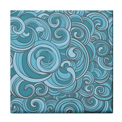 Abstract Nature 8 Tile Coasters by tarastyle