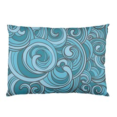 Abstract Nature 8 Pillow Case by tarastyle