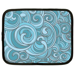 Abstract Nature 8 Netbook Case (xxl)  by tarastyle
