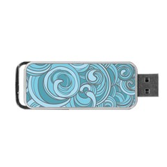 Abstract Nature 8 Portable Usb Flash (two Sides) by tarastyle