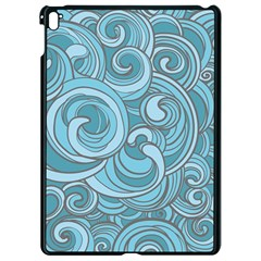 Abstract Nature 8 Apple Ipad Pro 9 7   Black Seamless Case by tarastyle